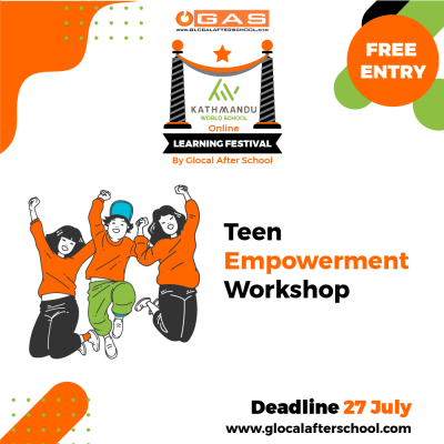 Teen Empowerment Workshop