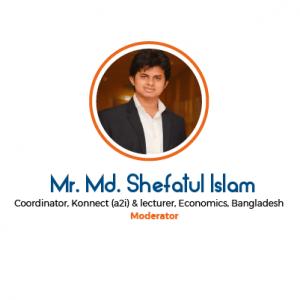 Md. Shefatul Islam, Bangladesh