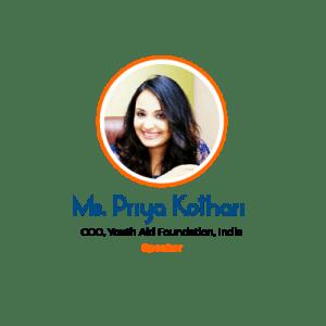 Ms. Priya Kothari