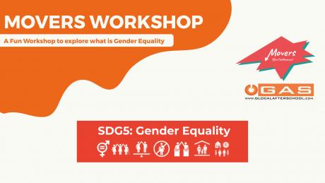 Movers Workshop on Gender Equality