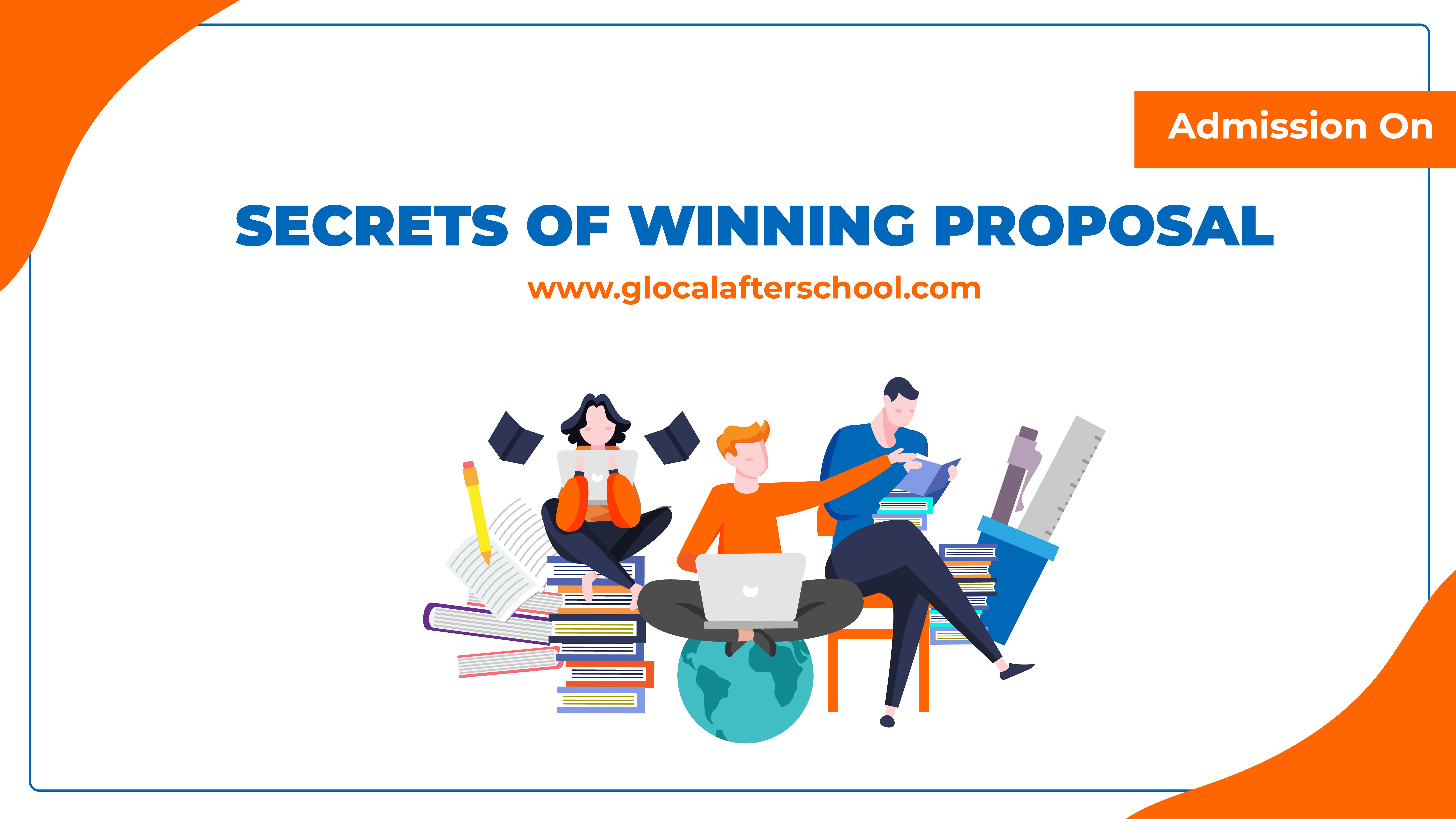 Secrets of Winning Proposal