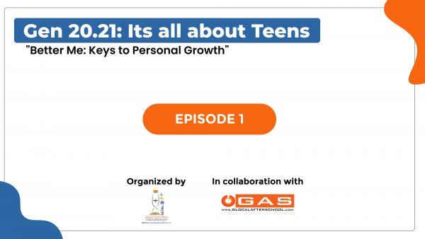 Gen 20.21- It's All about Teens