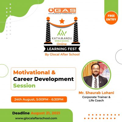 Motivational and Career Guidance Session