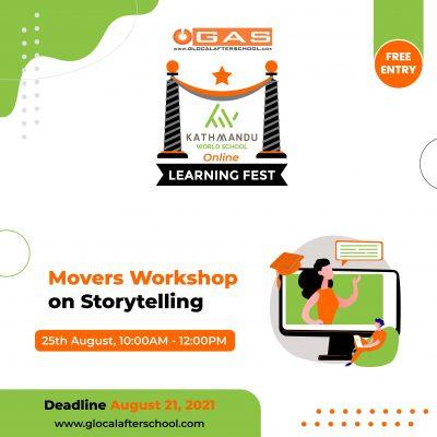 Movers Workshop on Storytelling