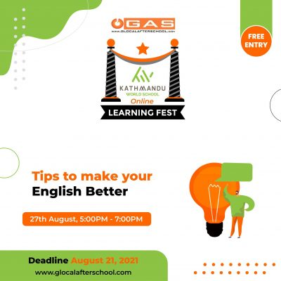 Tips to make your English Better